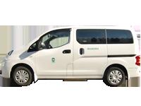 ニッサン NV200(UDタクシー)