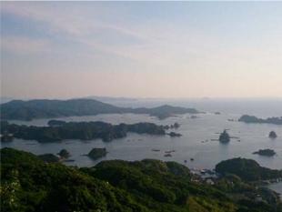 西海国立公園 九十九島(くじゅうくしま)